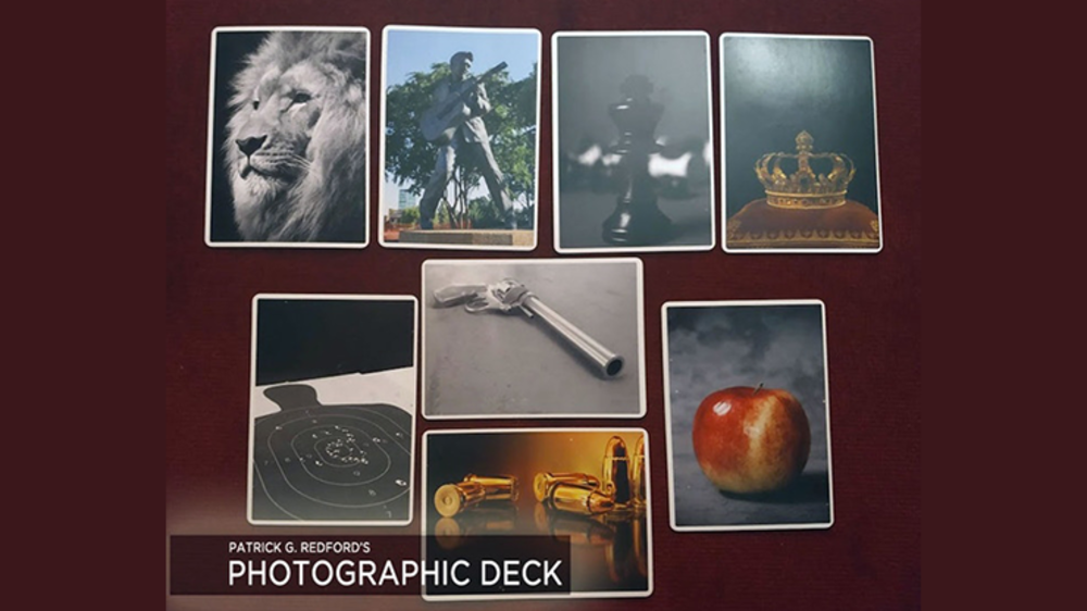 Photographic Deck Project Set***Photographic Deck Project Set***