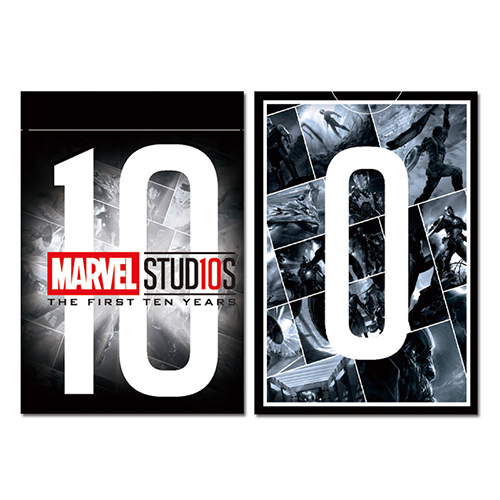 마블 10주년 블랙덱(Marvel Studios10years Black deck)