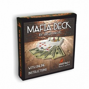 마피아덱 - Mafia Deck by Joker Magic마피아덱 - Mafia Deck by Joker Magic