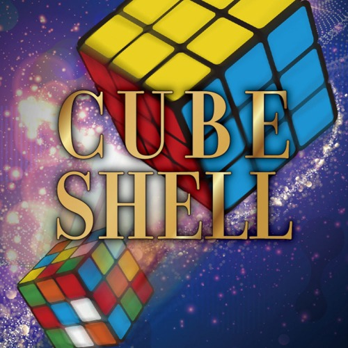 큐브쉘 - Cube shell (with regular cube and DVD) by TEJINAYA