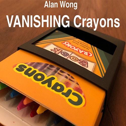 베니싱크래용(Vanishing Crayons by Alan Wong)베니싱크래용(Vanishing Crayons by Alan Wong)