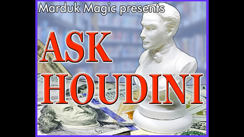 ***아스크후디니(ASK HOUDINI by Quique Marduk and Juan Pablo Ibanez)***아스크후디니(ASK HOUDINI by Quique Marduk and Juan Pablo Ibanez)
