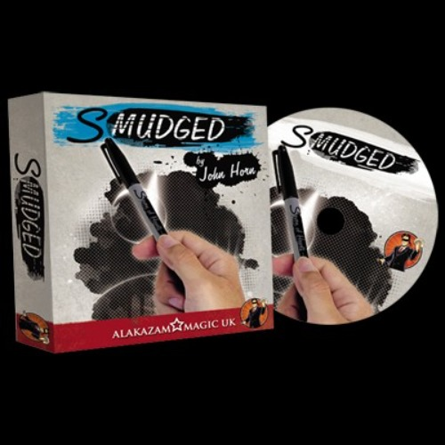 Smudged*** (DVD and Gimmick) by John Horn And Alakazam MagicSmudged*** (DVD and Gimmick) by John Horn And Alakazam Magic