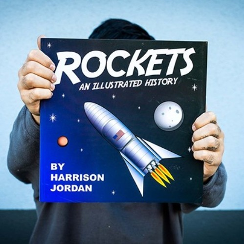 Rocket Book***(Gimmicks and Online Instructions) by Scott GreenRocket Book***(Gimmicks and Online Instructions) by Scott Green