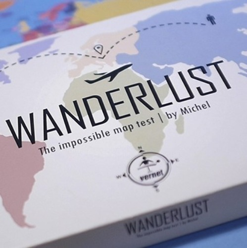Wanderlust*** (Gimmicks and Online Instructions) by Vernet Magic - TrickWanderlust*** (Gimmicks and Online Instructions) by Vernet Magic - Trick