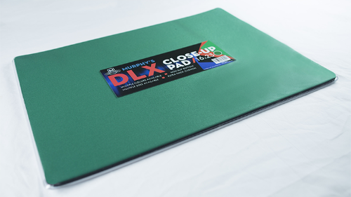 Deluxe Close-Up Pad*** 16X23 (Green) by Murphy's MagicDeluxe Close-Up Pad*** 16X23 (Green) by Murphy's Magic